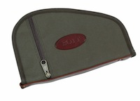 Boyt PP44 Heartshaped Handgun Case With Pockets