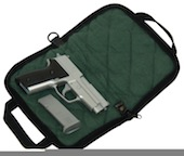 Boyt PP911S Single Handgun Case